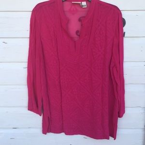 Tops - Chico's Blouse